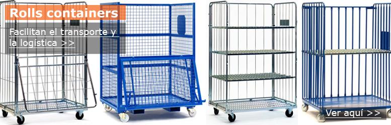 Contenedores y jaulas metalicas contenedores usados y nuevos - Contenedores metalicos apilables ...
