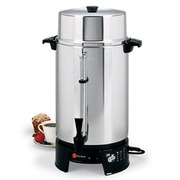 Cafetera Aluminio West Bend Mod.WB 100