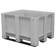 Contenedor de Plastico Big Box CTR Lisos y Rejillados