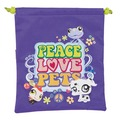 Saco Mediano New (servicio 2 unidades) Little Pet Shop Peace