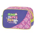 Neceser Viaje Adaptable (servicio 2 unidades)  Little Pet Shop Peace