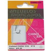 Anzuelo Montado con Monofilamento CHINU 331