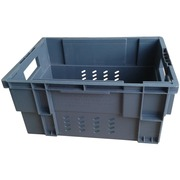 Caja 30x40x20 Encajable y Apilable Usada