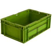 Caja de Plástico Usada 30x20x9.4