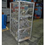 Carro Malla Usado en Metal Galvanizado Ref.815123202