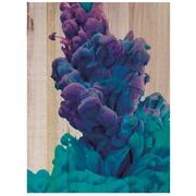 Cuadro de Madera Humo Colores 2 45x60cm