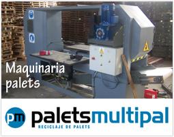 Maquinaria palets