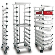 Estanteria Porta-Cubetas Ref.CB-555910R