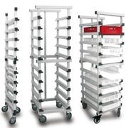 Porta-Cubetas Plegable Ref.CB-555910R