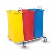 Carro con Bolsas Plasticas