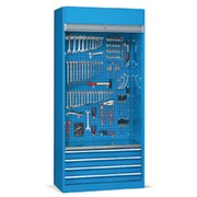 Armario Metalico 3 Paneles Ref.AA180006