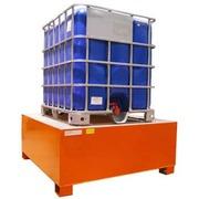 Cubeto Retencion Metalico para 1 GRG-IBC de 1000 Lts