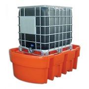 Cubeto Plastico IBC 1000 lts