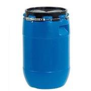 Bidon de Plastico Cierre de Ballesta Cuerpo Azul 60 Litros