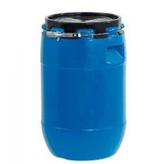Bidon de Plastico 60 Litros Cierre de Ballesta Azul