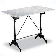 Mesa Rectangular Aluminio Fundido Modelo 330