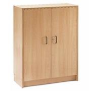 Armario con Estantes y Puertas Ref.5209