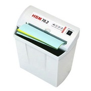 Destructora Documentos HSM 70.2 COMPACT