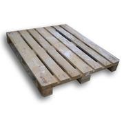 Palets de madera Fuerte Abierto Usado 100x120