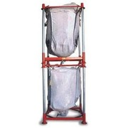 Porta Big Bag Metalico Apilable