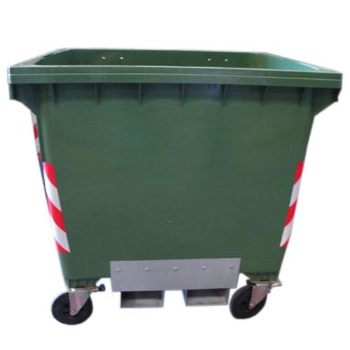 Contenedor basura con enganche para carretilla - Precio de contenedor ...