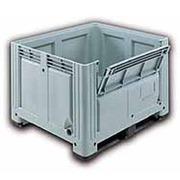 Contenedor Industrialbox Gran Volumen + Puerta
