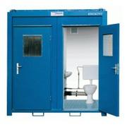 Contenedor Sanitario WC