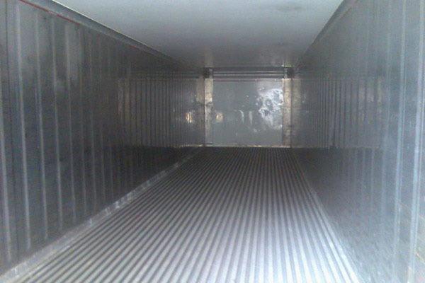 Contenedor refrigerado 40 usado - Precio de contenedor ...