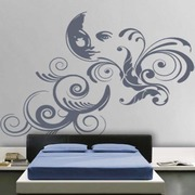 Vinilo Decorativo Modelo Ornamental 4