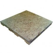 Palets madera 115x115 Cabiron Tablero Usado