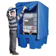 Cubeto Plastico con Estructura y Lona CPIBC