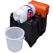 Soporte 1 Bidon de 200 litros Ref.SBS