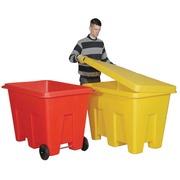 Contenedor Plastico 350 litros PolyB