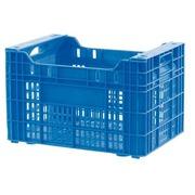 Caja de Plastico Agricola Mod.JVG