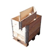 Caja de madera pegable 60x80 cm