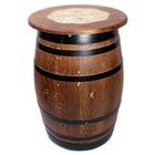 Mesa Barril de vino con Tapa
