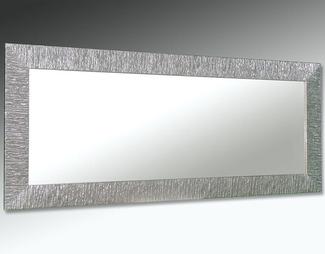 espejo plateado saln - Espejos Plateados