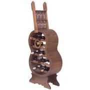 Botelleros forma guitarra grande