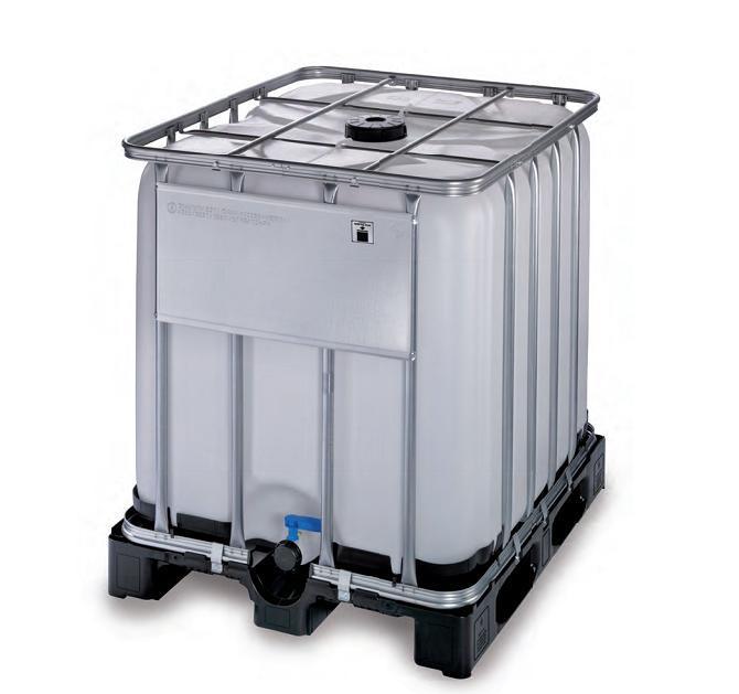 Contenedor ibc grg 1000 lts - Precios de depositos de agua ...