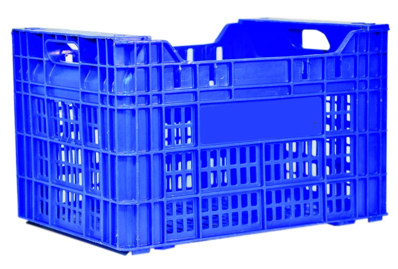 Caja plastico naranjera usada 50 x 35 x 31 for Cajas de plastico precio