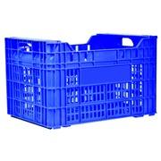 Caja Plastico Naranjera Usada 50 X 35 X 31