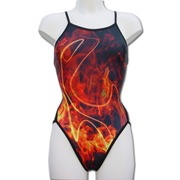 Bañador PBT Mujer Fire