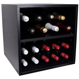 Estanter as para botellas de vino botelleros modulares - Estanterias de vino ...