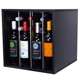 Estanter as para botellas de vino botelleros modulares - Estanterias para botellas ...