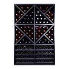 Estantería Merlot capacidad 112 botellas de vino
