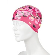 Gorro SPEEDO SMOOTH DIVE CAP JR FUCSIA