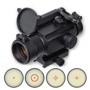 Visor DOT M4 4 Puntos 30mm + Montura STRIKE Ref.A16313