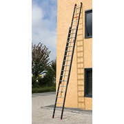 Escalera Extensible 2 Tramos con Cuerda MOUNTER
