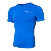 Coreevo Camiseta Manga Corta, Azul