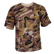 Camiseta Camo Desierto